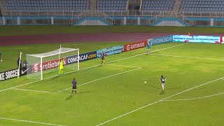 United States vs Mexico penalty shootout