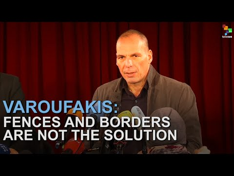 Yanis Varoufakis Launches Pan-European Political Movement