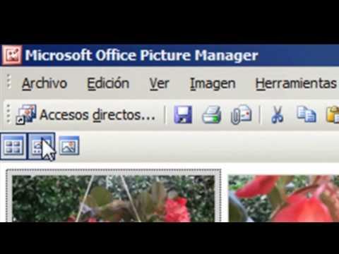 Comprimir Imagenes o fotos con picture manager