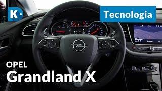 """Opel Grandland X 2018   3 di 4: tecnologia   Tanti """"assistenti"""", ma a quale prezzo?"""