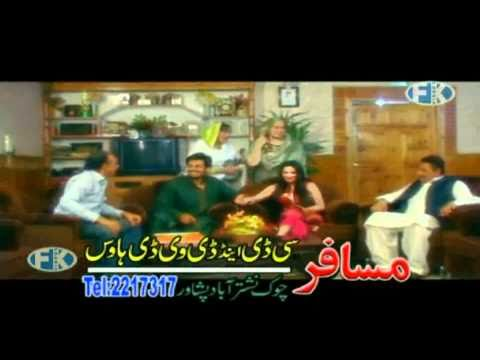 Part 5-new Pashto Romantic Action Telefilm 'tohfa'-cast-seher Malik-arbaz Khan-babrik Shah-hd.flv video