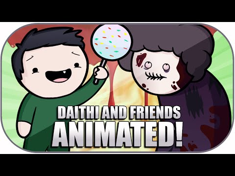 Daithi And Friends Animated! (Funny Animation Short) #2
