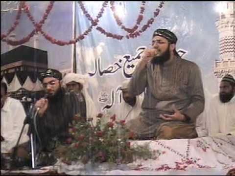 Naat Karm Karm Mula By Tahir Qadri At Raja Jang video