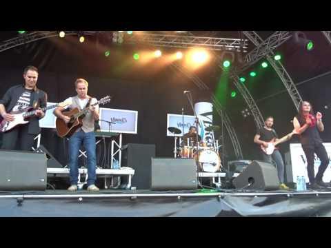 Mick Wilson - Wallstreet Shuffle @TT festival 2016