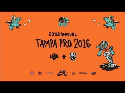2016 Tampa Pro Semifinals