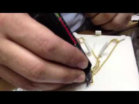 Как проверить бриллиант в Дубае