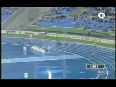 Ana Guevara Relevo 4x400 Juegos Panamericanos Plata ¡