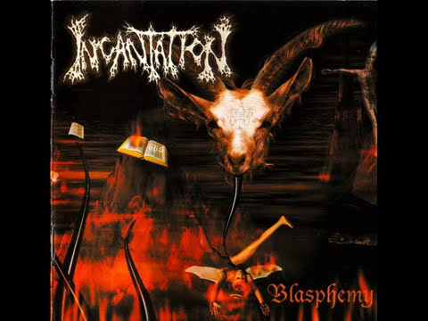 Incantation - A once Holy Throne