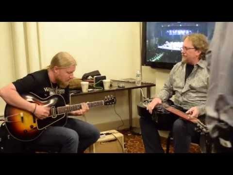 Tedeschi Trucks Band with Jerry Douglas - On A Monday