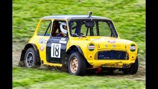 Autocross classic mini build from old grasstrack ( autograss) mini