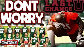 Last Chance U Moves to BASKETBALL! Should FOOTBALL FANS Worry?