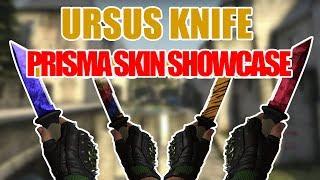 URSUS | Possible 2. Generation Skin Showcase | Chroma/Spectrum | Counter-Strike Global Offensive