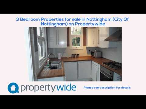 3 Bedroom Properties for sale in Nottingham (City Of Nottingham) on Propertywide