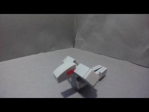 Lego TransFormers #22: Slither