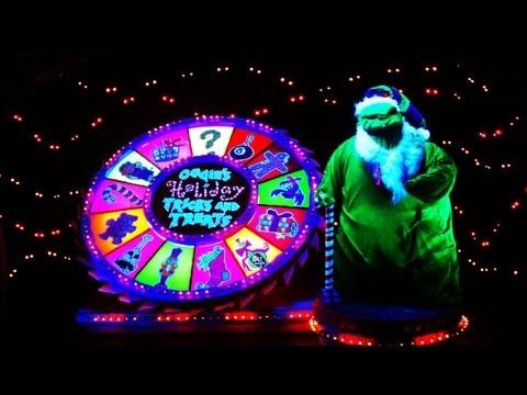 Haunted Mansion Holiday - 2012 - Disneyland