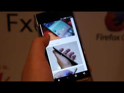 au初のFirefox OSスマホ「Fx0(LGL25)」を触ってみた