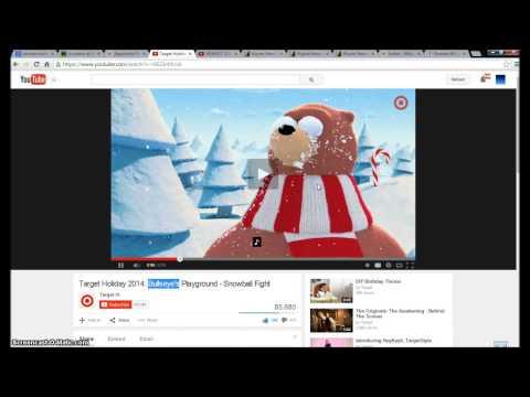 Target Holiday 2014: Bullseye's Playground - Ice Skating. Illuminati Freemason Symbolism. video