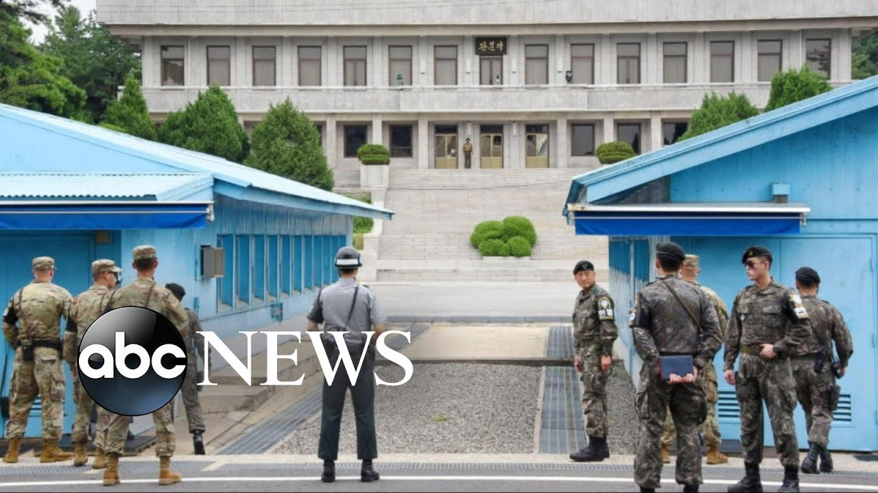 North Korea and South Korea attend historic talks