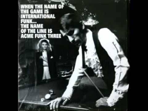 Le Robin Orchestral - Sex Machine (James Brown Cover)