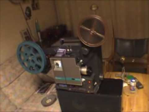 Bell & Howell 16mm projector