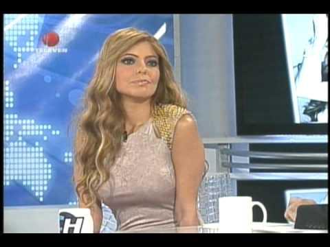 Rebeca Moreno en Chataing por Televen (Parte 2)
