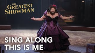 Download Lagu The Greatest Showman | Sing along This is me HD | 20th Century Fox 2017 Gratis STAFABAND