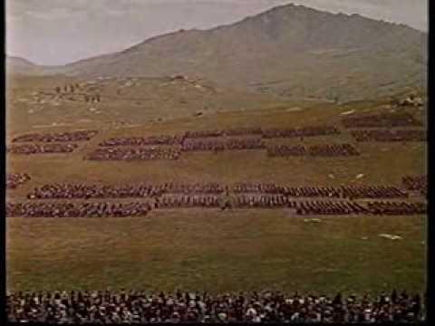 Spartacus Battle Scene video
