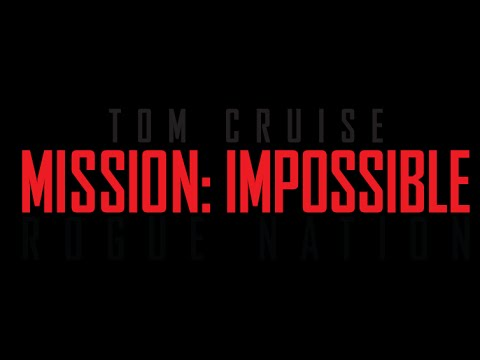 theme song mission impossible rogue nation trailermusic. Black Bedroom Furniture Sets. Home Design Ideas