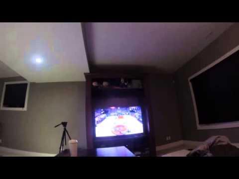 NBA2K15 Trey Burke hard fouls Paul George