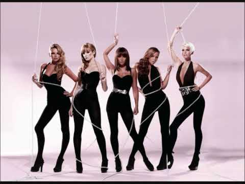 Girls Aloud - Rolling Back The Rivers In Time