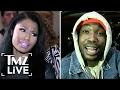 Meek Mill: I Didn't Rob Nicki Minaj  TMZ Live -