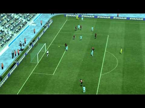 PES 2012 yaya toure gran gol al volo.avi