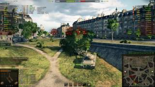 World of Tanks Озвучка от Сталкер,об 140 vs 2 t110e5