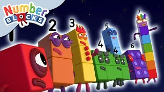 Numberblocks - Block Warriors!   Learn to Count