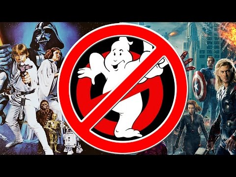 Ghostbusters To Expand To Marvel Style Universe?