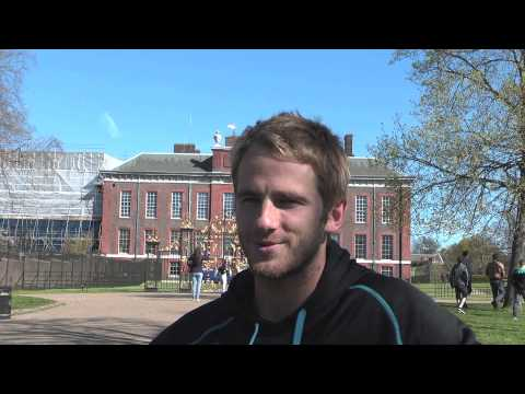 Kane Williamson on leading the BLACKCAPS against Derbyshire