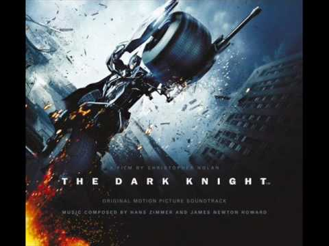 The Dark Knight Soundtrack - I'm Not A Hero