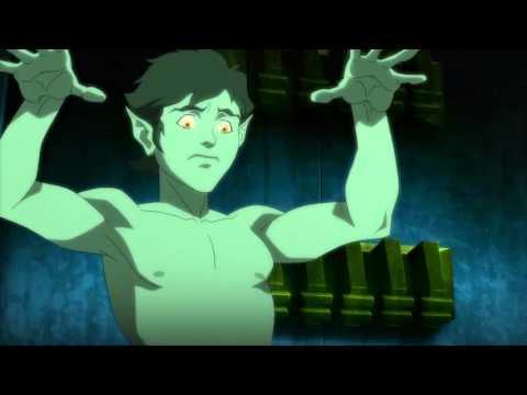 Beast Boy Sleeps Nude: Justice League vs. Teen Titans thumbnail