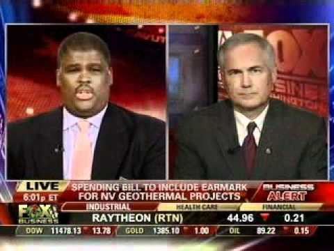 Fox Business Interview Congressman Tom McClintock