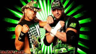 "WWE: DX Theme ""Are You Ready?"" [CD Quality + Download Link]"