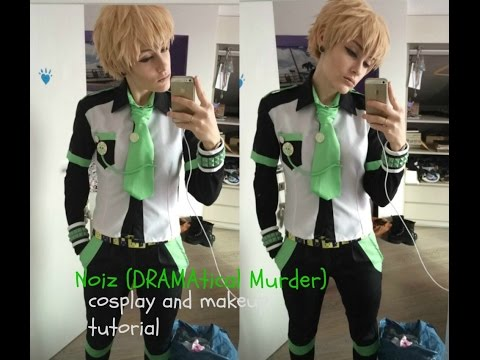 Noiz - Cosplay Make-up Tutorial - Dramatical Murder