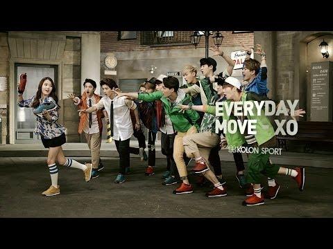 코오롱스포츠 엑소의 무브 XO | KOLON SPORT EXO'S MOVE-XO (Full Version)