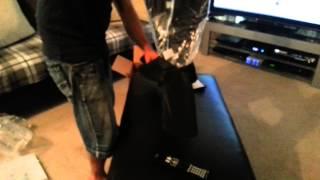 New WWE Championship Belt 2013 unboxing part 1