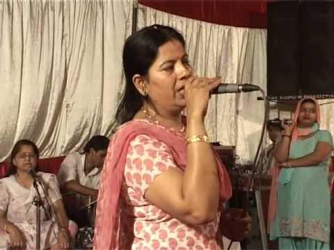 Ni Mai Nachna Shyam De Naal By Krishan Anuragi Kiran Mutreja  8510001760 (suresh) video