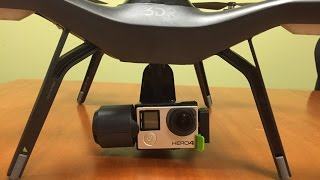 3DR Solo Gimbal Install & Problem Fix