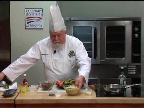 Virginia Farm Bureau-Chef Maxwell s Chesapeake Ray