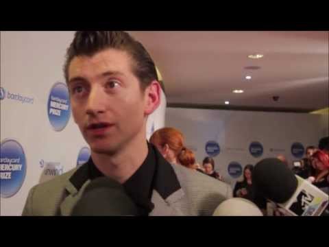 2013's Best Moments with Alex Turner