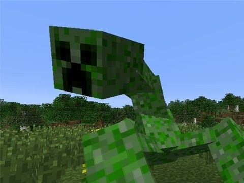 Minecraft Mods   Episode 514   Mutant Creepers   iPodmail   1.2.5