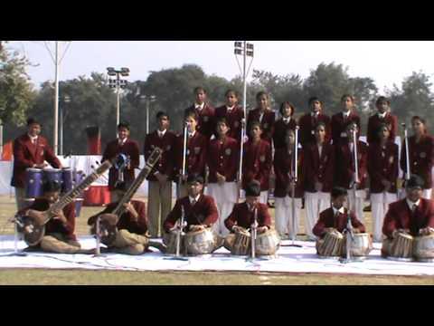 Vidya bhavan sangam football club enter finals