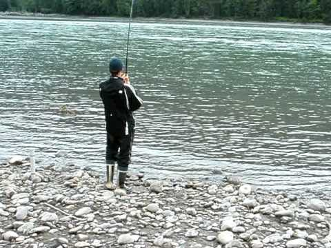 2011 Terrace Steelhead Fishing